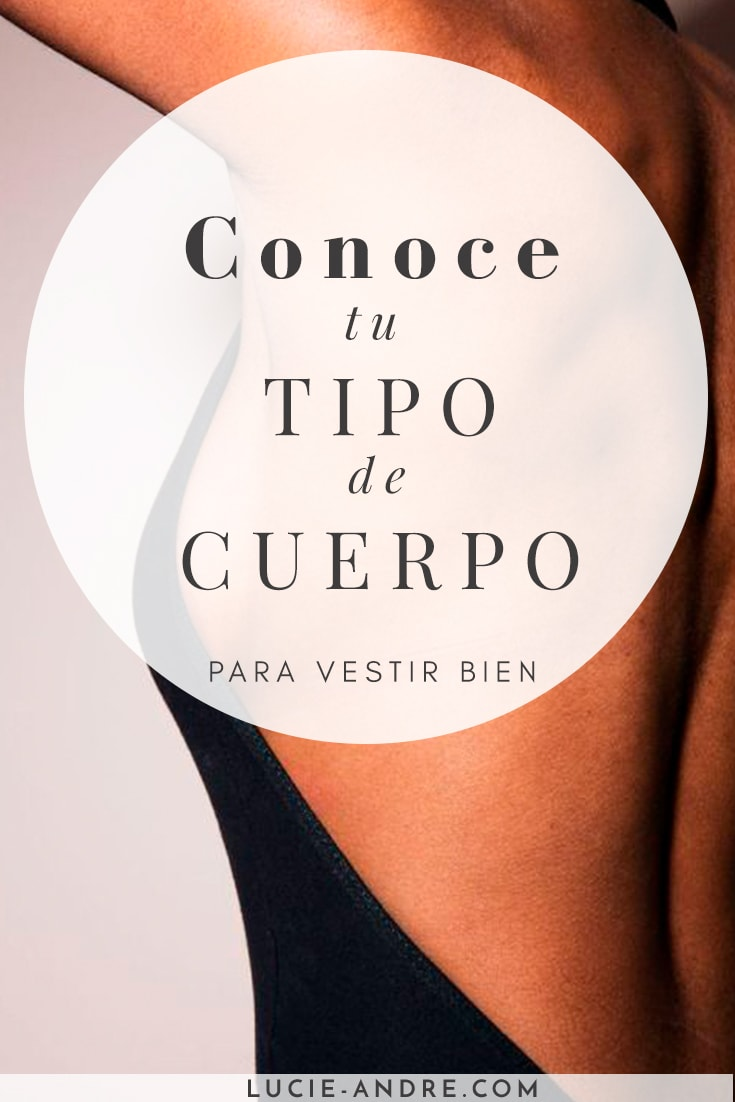Conoce tu tipo de cuerpo para vestir bien