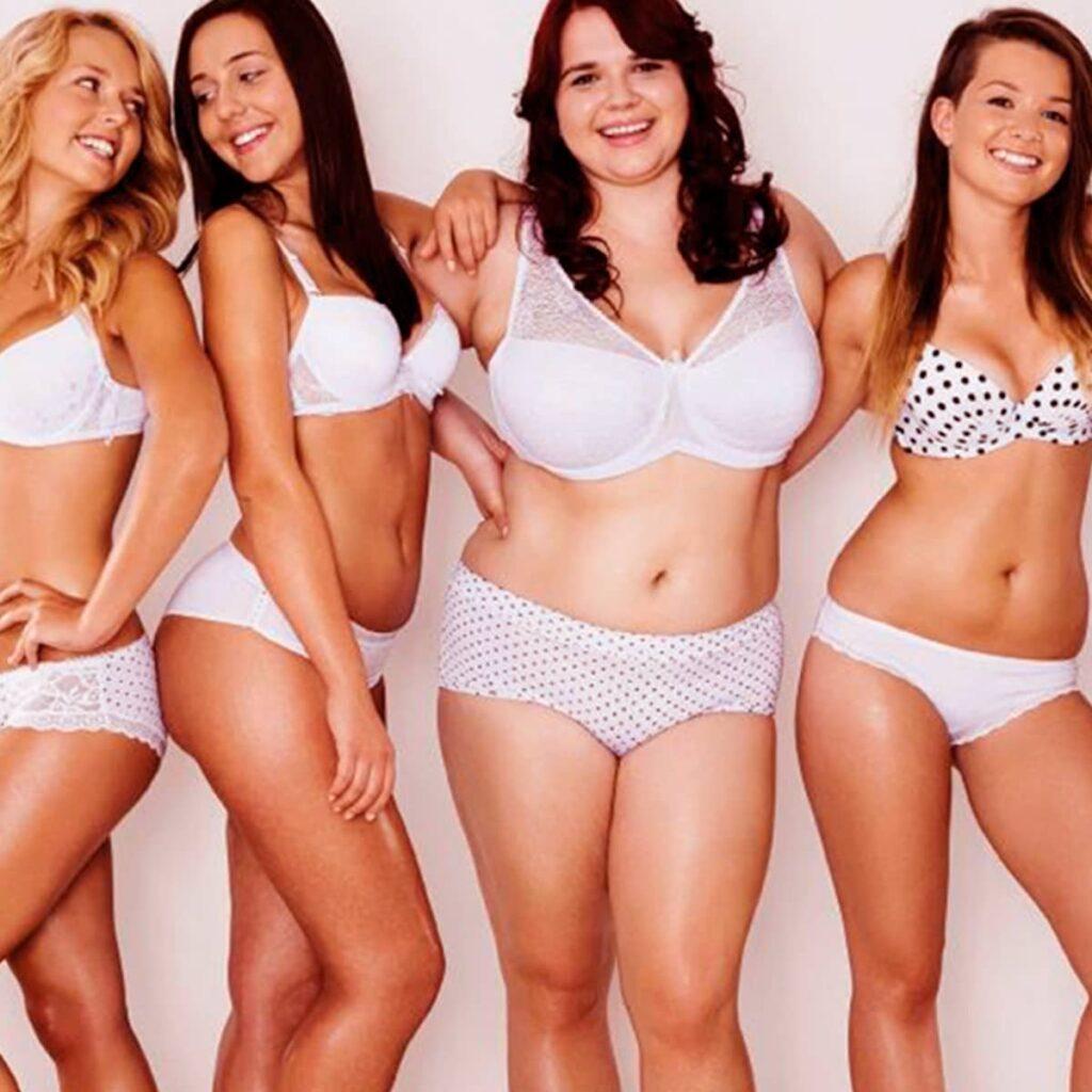 conocer tu tipo de cuerpo mujer